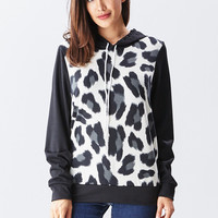 Wild Thing Sweater with Hood