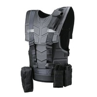 Tactical Vest Multi-functional Tactical Body Armor Outdoor Airsoft Paintball Training CS Protection Equipment Molle Vests