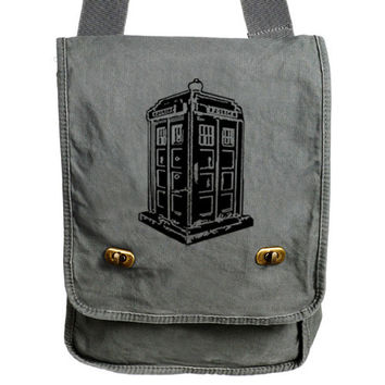 Doctor Who Messenger Bag