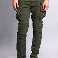 Big Cargo Pocket Pants