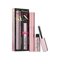 Too Faced Twice The Sex - Better Than Sex Mascara Duo Set