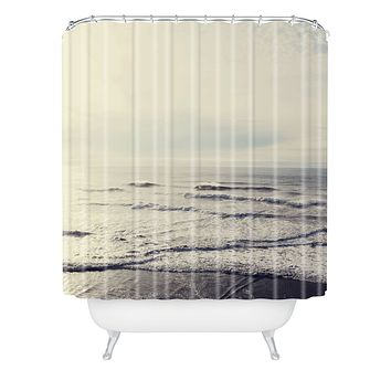 Chelsea Victoria Smash Into You Shower Curtain