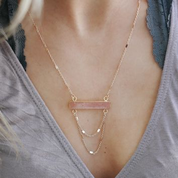 Seemingly Perfect Necklace