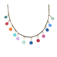 Lollipop Guild Necklace