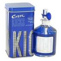 Curve Kicks Eau De Cologne Spray 4.2 Oz for Men By Liz Claiborne