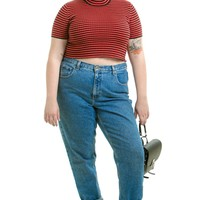HAND-PICKED 4 U: Classic Mom Jeans