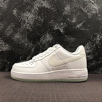 Nike Air Force 1 AF1 Low White Sport Shoes