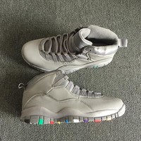 Air Jordan 10 Retro Cool Grey AJ10 Sneakers - Best Deal Online