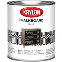 NEW! Chalkboard Paint Quart-Black