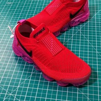 Nike Air Vapormax Moc 2 University Red Women's Sport Running Shoes - Best Online Sale