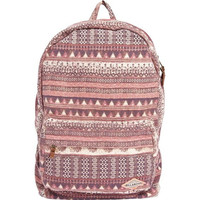 Billabong - Hand Over Love Backpack | Mystic Maroon