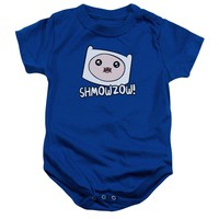 Adventure Time - Shmowzow Infant Snapsuit Officially Licensed Baby Clothing
