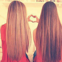 """EXTRA LONG and THICK 34"""" Inch 100% Human Hair 250g Clip In Hair Extensions - Customizable Color - Straight Hair"""