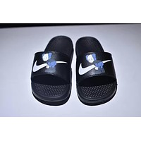Nike:Fashion casual slippers men and women