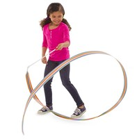 Rainbow Ribbon Spinner in Indoor Active