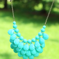 Raindance Necklace in Mint