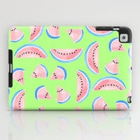 Summertime 2 iPad Case by Lisa Argyropoulos