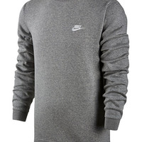 Nike Men's Crewneck Fleece Sweatshirt | macys.com