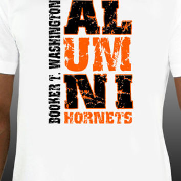 Booker T. Washington Hornets Alumni T-Shirt