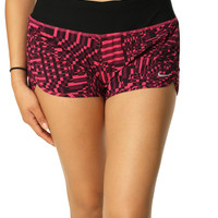 Nike Women's Dri-Fit Stay Cool Inner Brief 4 Inch Running Shorts