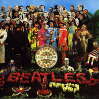 The Beatles - Sgt Pepper's Lonely Hearts Club Band LP