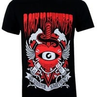 A Day To Remember Stand For Something Men's Black T-Shirt - Buy Online at Grindstore.com