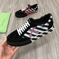 OFF Fashion Men Women's Casual Running Sport Shoes Sneakers Slipper   Sandals High Heels Shoes