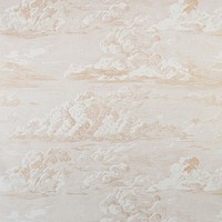 Schumacher Wallpaper 5009130 Cloud Toile Gold