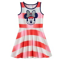 Disney's Minnie Mouse Lace Cutout Dress by Jumping Beans - Girls