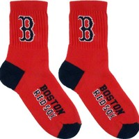 Boston Red Sox B Logo Socks