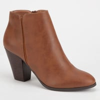 CITY CLASSIFIED Tevay Womens Booties 251065412 | Boots