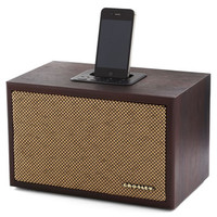 ModCloth Music Speaker of the Household Dock for iPhone iPod