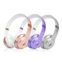 Beats Solo 3 Wireless Magic Sound Bluetooth Wireless Hands Headset MP3 Music Headphone with Microphone Line-in Socket TF Card Slot