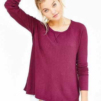 Truly Madly Deeply Wild Oats Thermal Top