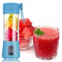 Mini USB Rechargeable Smoothie and Juicer