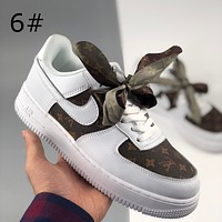 Nike Air Force 1 Trendy low-top sneakers classic casual sports sneakers-12