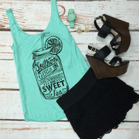 Southern Girls: Mint