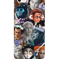 Johnny Depp Characters phone case