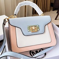 MK Fashion New Leather Shoulder Bag Crossbody Bag Handbag Bag