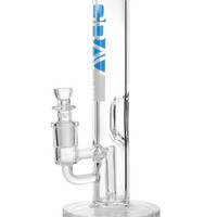 "Grav Labs 8"" Straight Flare Base Bong"