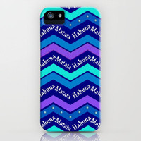 Hakuna Matata iPhone Case by Stay Inspired | Society6