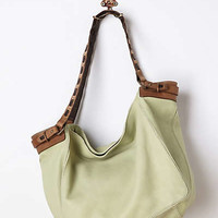 Anthropologie - Slouchy Leather Hobo