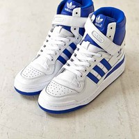 adidas Originals Forum Hi 30th Anniversary Sneaker- White