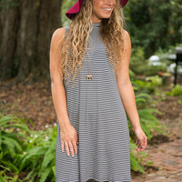 Coast To Coast Dress, Black