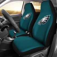 Philadelphia Eagles Design Seat Covers