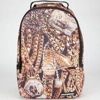 Sprayground Treasure Jewels Backpack Gold One Size For Men 24225344201