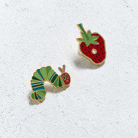 Out Of Print The Very Hungry Caterpillar Pin Set | Urban Outfitters