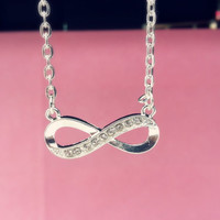 Sale $12 Infinity Necklace