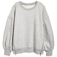 Oversized Sweatshirt - from H&M