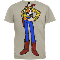 Toy Story - Woody Chillin Youth T-Shirt